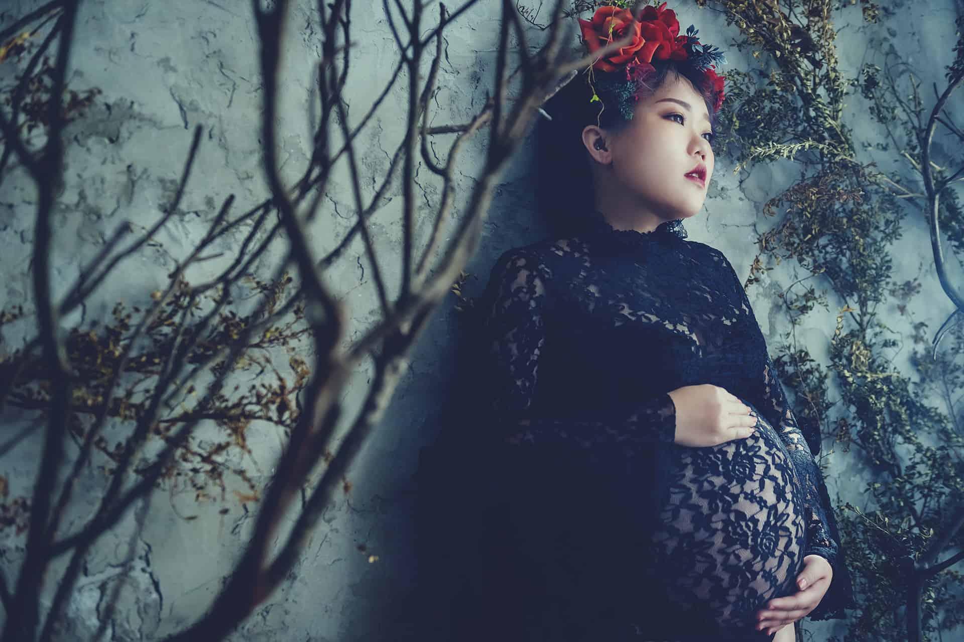 孕婦寫真,小花園,三宇影像,阿三,風雲20,53studio,棚拍,個性,花朵,新娘物語推薦,婚攝推薦,新秘,攝影師,