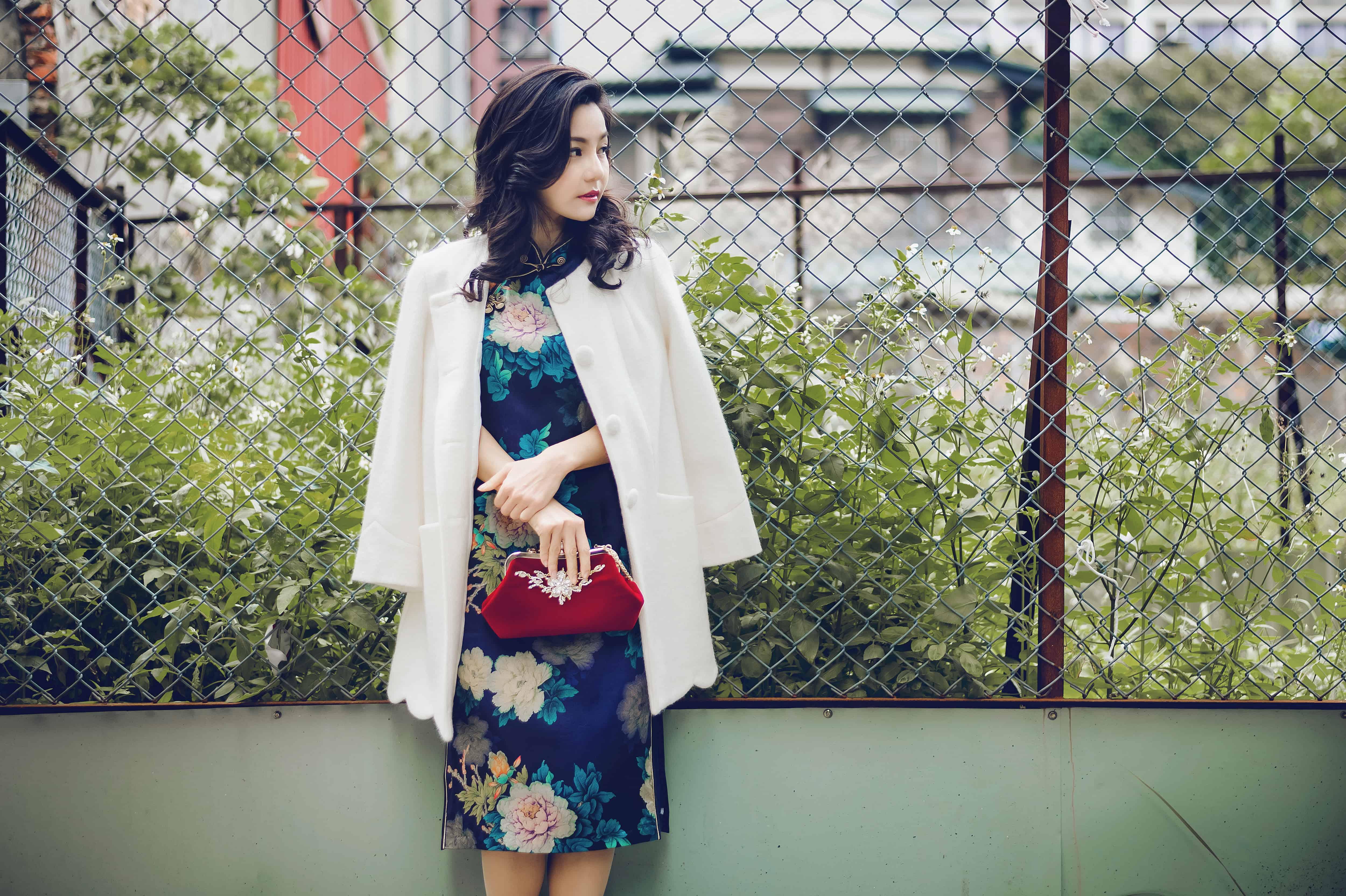 旗袍寫真,七顆梨,三宇影像,阿三,攝影師,街拍,台大教授,旗袍造型,旗袍,